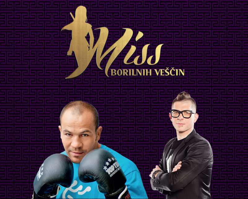 Miss borilnih veščin Slovenija 2015, Dejan Zavec in Klemen Bunderla