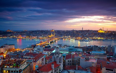 FOTO: Istanbul - doživite babilonski vrvež v zgodovinskem mestu