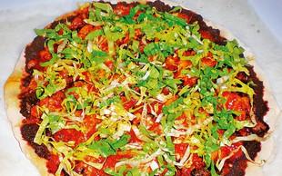 Zdrava različica pice