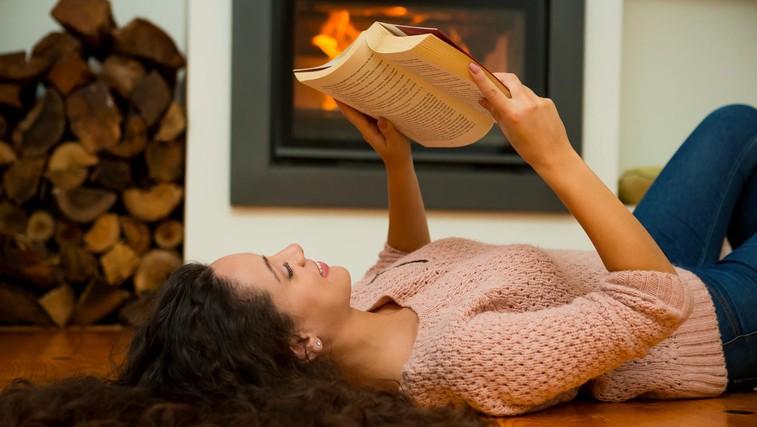 20 knjig za krajšanje hladnih večerov (foto: Profimedia)