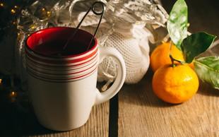 Zakaj je zjutraj dobro piti čaj iz mandarinine lupine