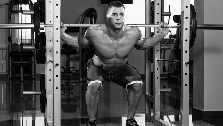 13 fitnes vaj, ki so ob nepravilni izvedbi nevarne (foto: Shutterstock.com)