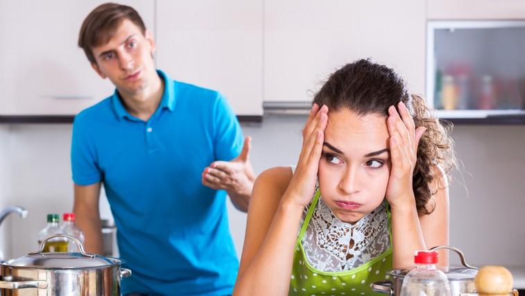 5 fraz, ki jih v razmerju ne želimo slišati (foto: Shutterstock.com)