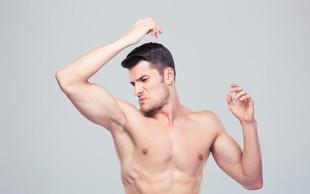 Kaj vaš telesni vonj pove o vašem zdravju?