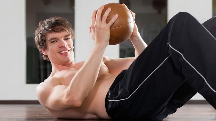 Trebušne mišice - močnejše, lepše in zavidljivo vidne