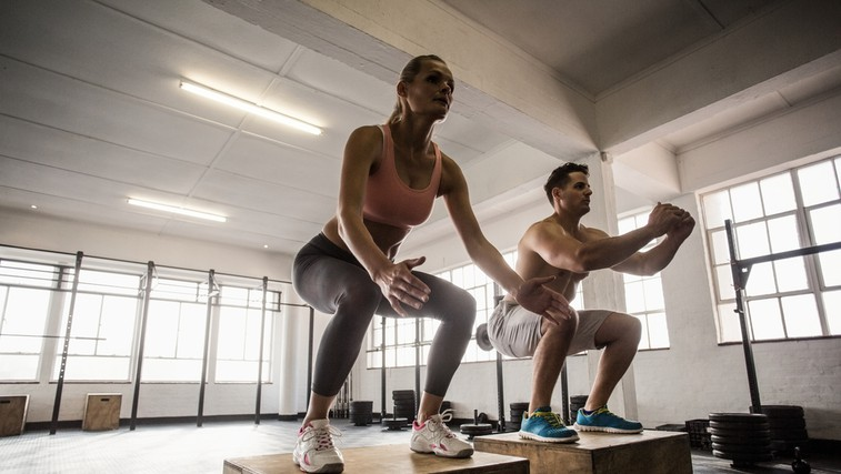 5 najboljših vaj z lastno telesno težo (foto: Shutterstock.com)