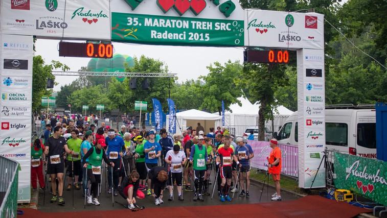 Prijave na 36. Maraton treh src so že odprte (foto: Arhiv www.maraton-radenci.si)