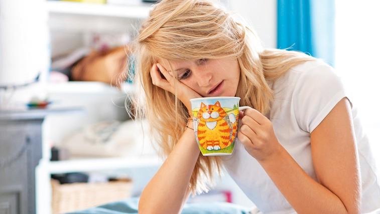 Kaj je dobro in česa nikakor ne smete narediti, kadar je ljubljeni človek depresiven (foto: Shutterstock.com)