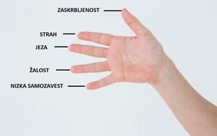 3-minutni trik s prsti, ki odpravi jezo, žalost in živčnost