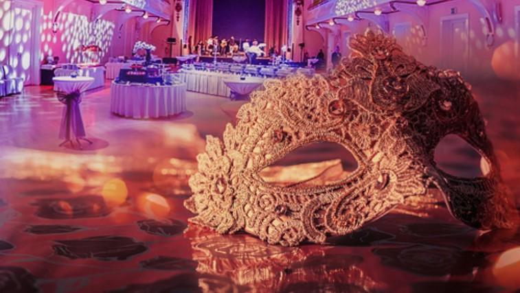 6. februar si rezervirajte za olimpijsko obarvan gala ples v maskah (foto: Promocijski material)