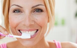 Ustno zdravje je pomemben del celotnega zdravja