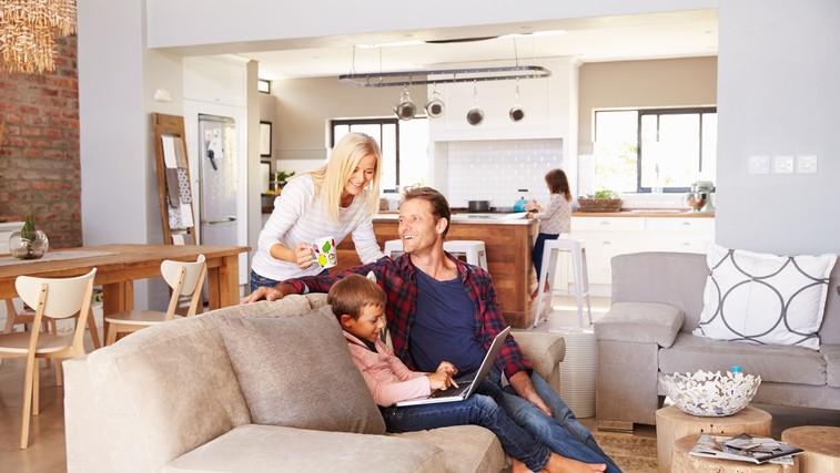Zakaj vsaka družina nujno potrebuje dogovore in pravila (foto: Shutterstock.com)