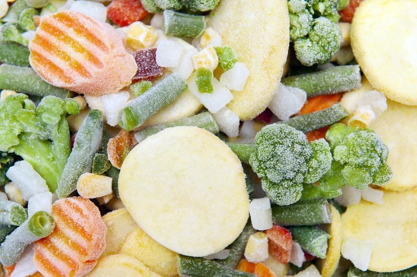 Miti in resnice o zamrznjeni zelenjavi - je sploh zdrava?