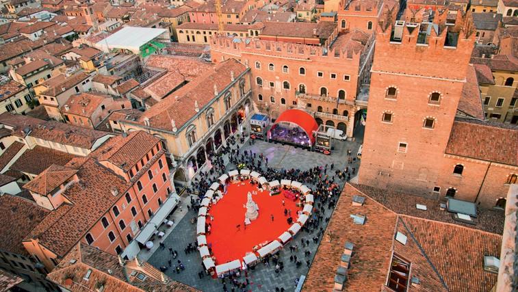 Polmaraton Romeo & Julija v Veroni