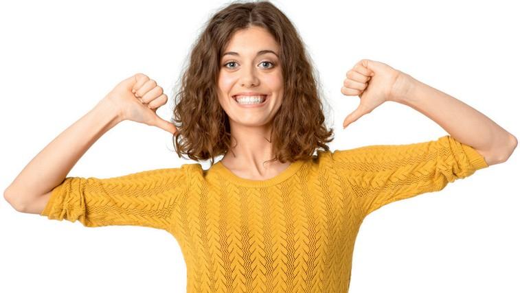 6 izjemnih učinkov samogovora