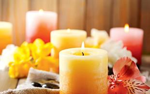 Dišeče svečke lahko za nas storijo veliko več kot le razširjajo prijeten vonj