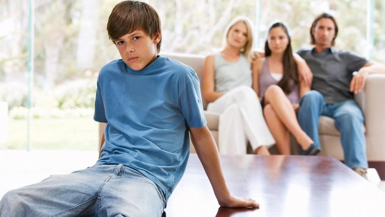 Znate otroku postaviti zdrave meje? (foto: Profimedia)