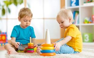 Ne pozabite: otroci se morajo igrati!