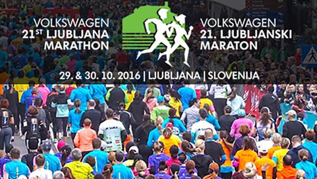 Prijave na Volkswagen 21. Ljubljanski maraton so odprte! (foto: Arhiv Ljubljanski maraton)