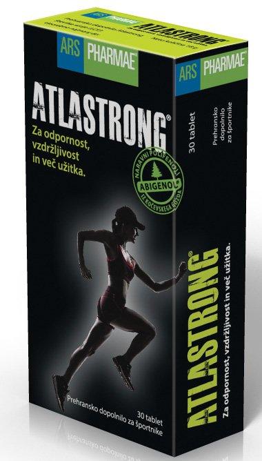 Ars Pharmae: Atlastrong