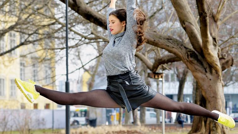 Patricija Crnkovič: Pri 18-ih je že navdih številnim plesalcem (foto: Primož Predalič)