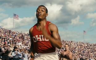 Tekač - resnična zgodba o ameriški sprinterski legendi Jesseju Owensu