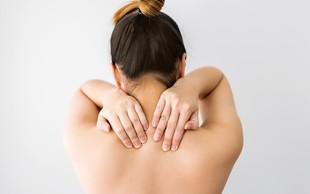 Kaj storiti, ko se pojavijo bolečine v vratu in zakrčena ramena?