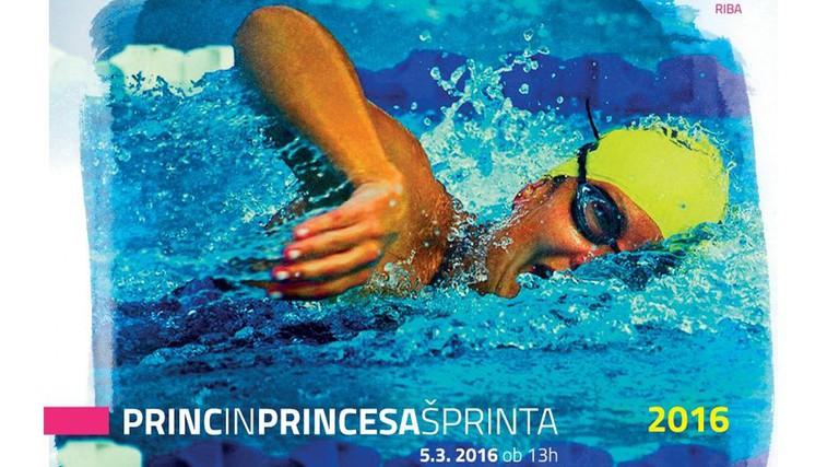 Princ in princesa šprinta 2016: Pridite in se pomerite v plavalnem tekmovanju! (foto: Promocijsko gradivo)