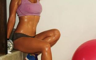 Ženske, vam je nerodno, če ste v fitnesu preznojene? Potem nujno preberite ta zapis!