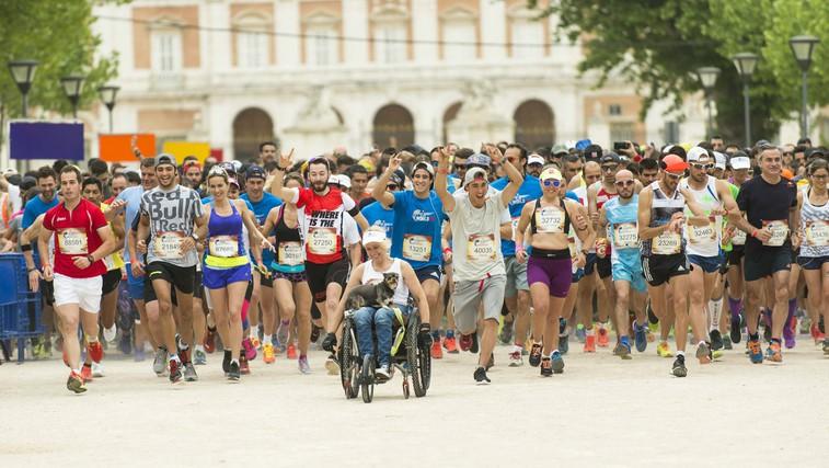 Še 40 dni nas loči do globalnega teka Wings for Life World Run! (foto: Osebni arhiv)