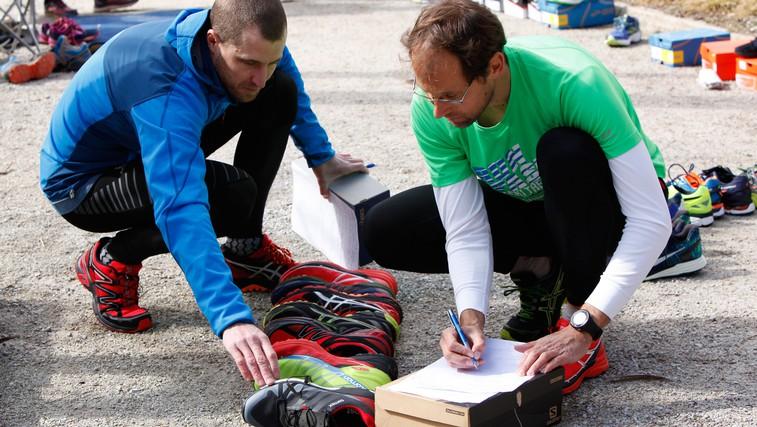Test tekaških copat 2016: Kateri klasični stabilni in trail modeli so najbolj navdušili testno ekipo (foto: Helena Kermelj)