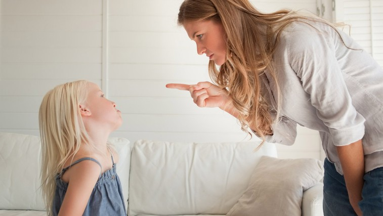 Ali znate svojemu otroku reči odločni in samozavestni NE? (foto: Profimedia)