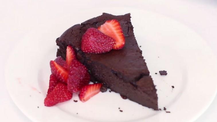 Čokoladna brezglutenska torta