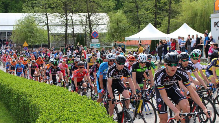 Tour of Croatia: Zadnja etapa dirke v LifeClass Termah Sveti Martin (foto: Promocijski material)