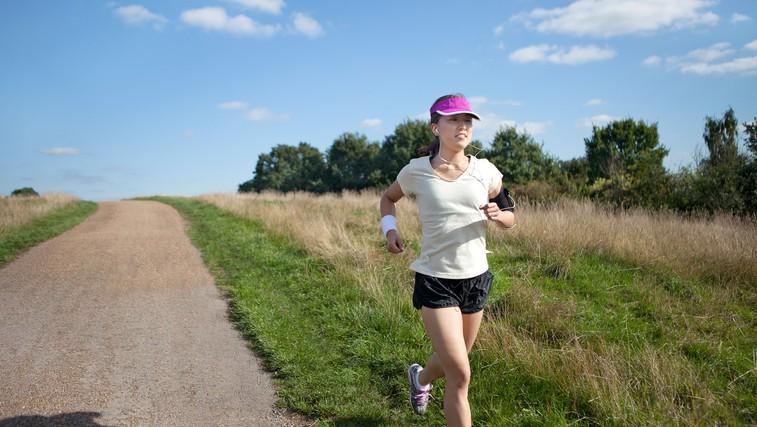Trener svetuje: Kako lahko tekač izboljša vzdržljivost? (foto: Profimedia)