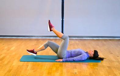 Izziv s Hano Verdev: Trening za trebušne mišice (1. teden)