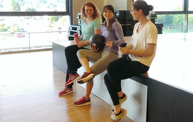 VIDEO: Spoznajte dekleti, ki bosta trenirali s Hano Verdev