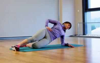 Izziv s Hano Verdev: Krepimo trebušne mišice (2. teden)