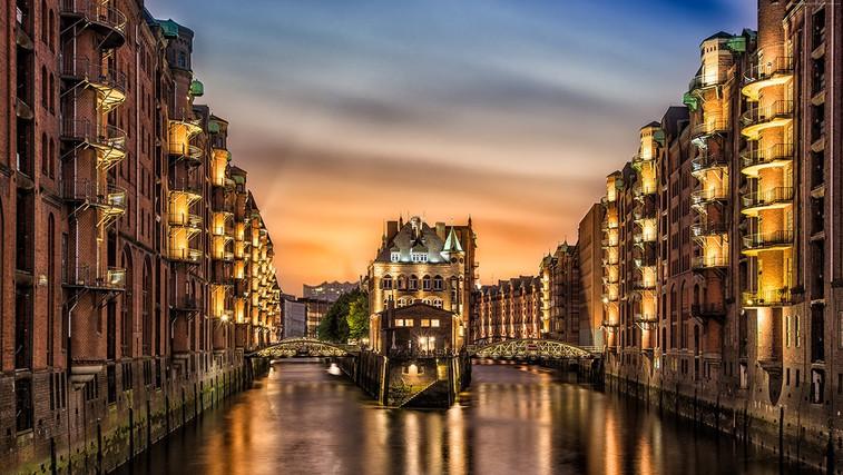 Nagradna igra: Katero nemško mesto je na sliki? (foto: DZT)