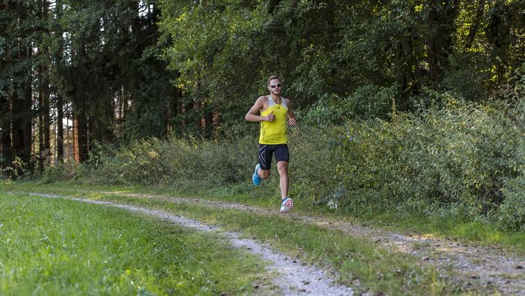 Trener svetuje: Kako tekač začetnik določi pravi tempo (foto: Profimedia)