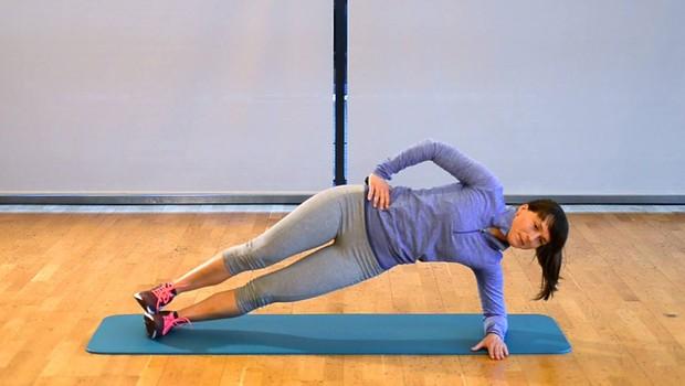 Izziv s Hano Verdev: Vaje za trebušne mišice (3. teden) (foto: Danijel Čančarević)