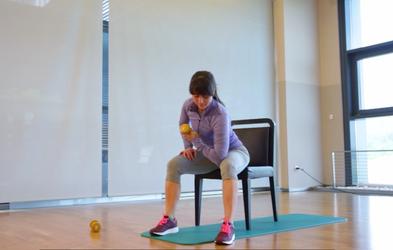 Izziv s Hano Verdev: Vaje za zgornji del telesa (5. teden)