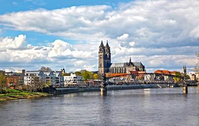 Magdeburg - mesto številnih presenečenj