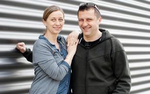 Renate in Samo Rugelj: »Druženje z otroki, kakovosten čas z možem, zato imam rada tek v naravi!«