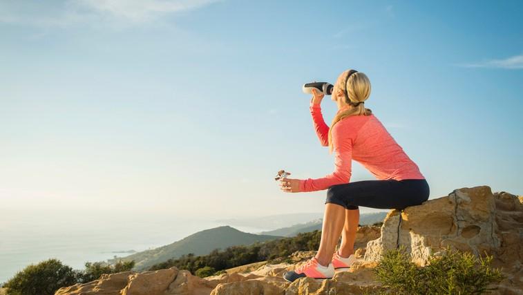 Kaj mora vsak tekač vedeti o prehrani? (foto: Profimedia)