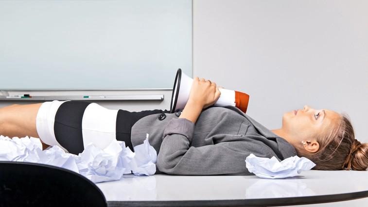 10 navad, ki bodo stres spravile na kolena (foto: Shutterstock.com)