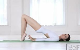 VIDEO: Kakšne vaje delajo prave balerine za lepo oblikovane noge?