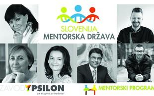 Zavod Ypsilon povezuje Slovenijo z mentorstvom