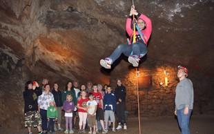 Dan doživetij v Županovi jami pri Grosupljem