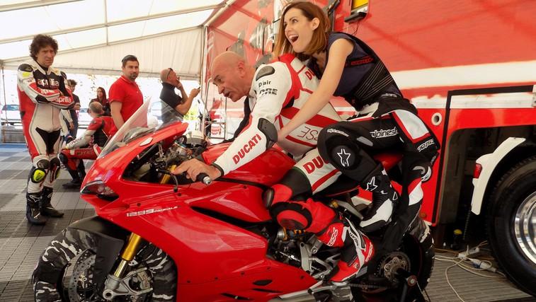 Adrenalinski Ducati dan na Grobniku (foto: Arhiv Avto Magazin)